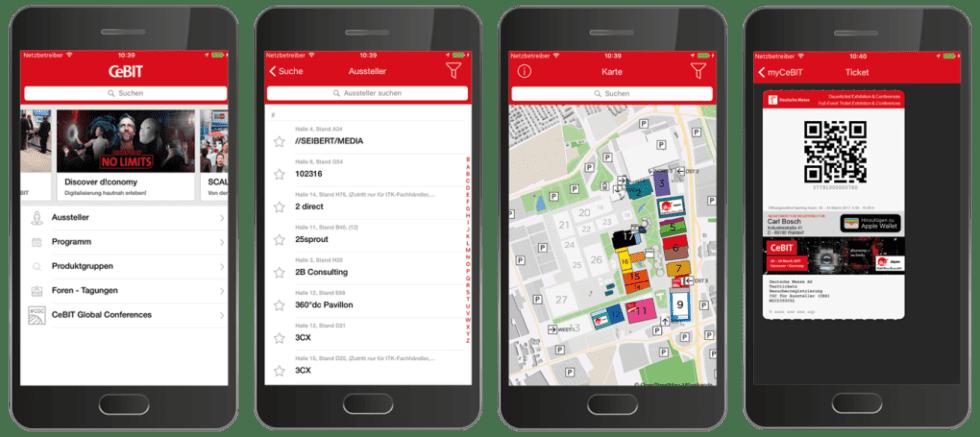 CeBIT 2017 App