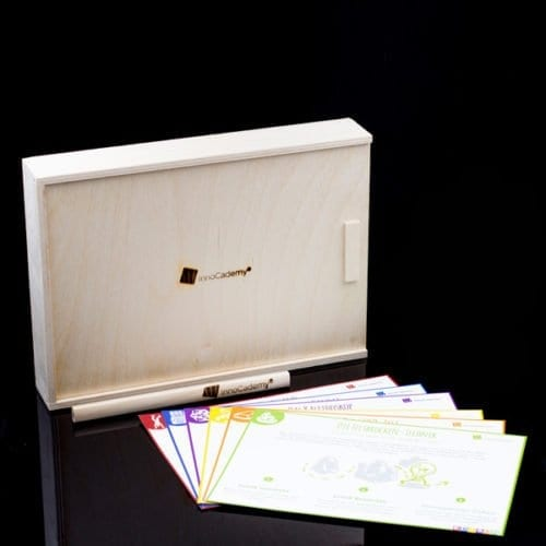 Ideentoolbox Größe S: Workshop-Box mit einzelnen Karten - jetzt online bestellen