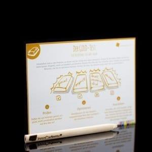 Der GOLD-Test - Methodenkarte für Innovationsworkshops online bestellen