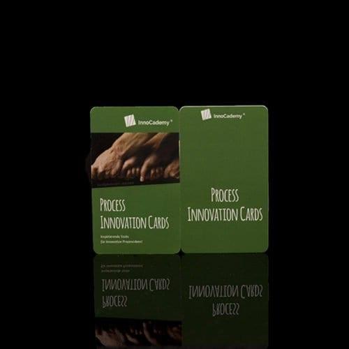 Process Innovation Cards als Tool für den Innovationsworkshop
