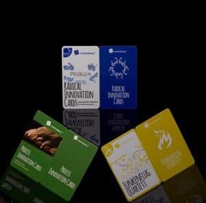 Innovationsworkshop Material für systematische Ideenentwicklung aus der Ideen-Toolbox