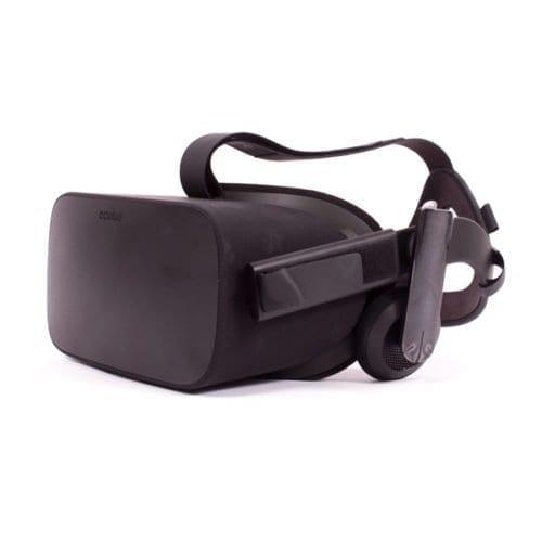 Occulus Rift Brille und VR Station zum Mieten von innoXperts