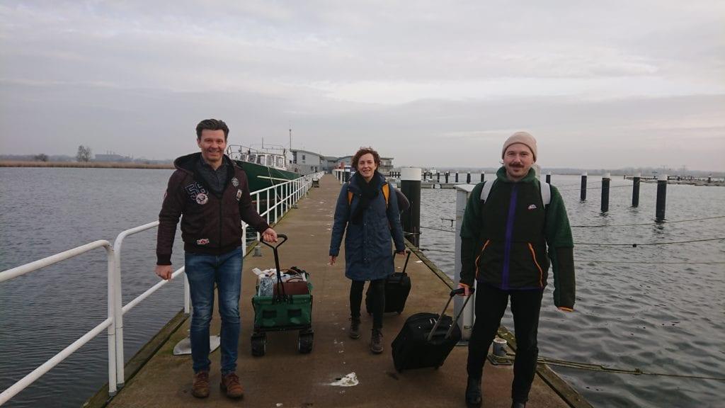 innoXperts bei der Jahresauftakttagung auf Usedom 2020