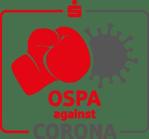Logo OSPA against Corona
