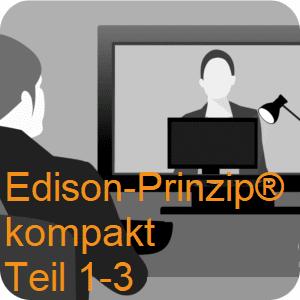 innoXperts Webinar Edison-Prinzip® kompakt Teil 1 bis 3