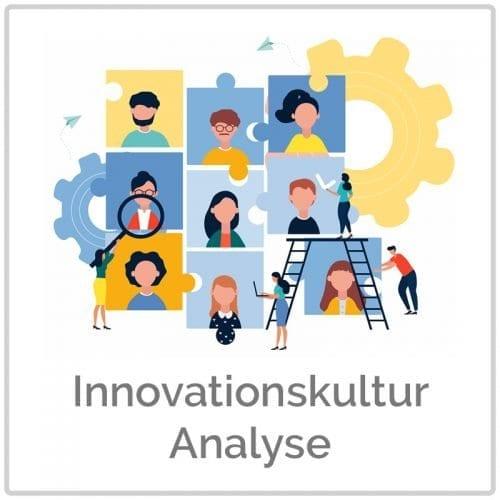 Innovationskultur Analyse buchen bei innoXperts