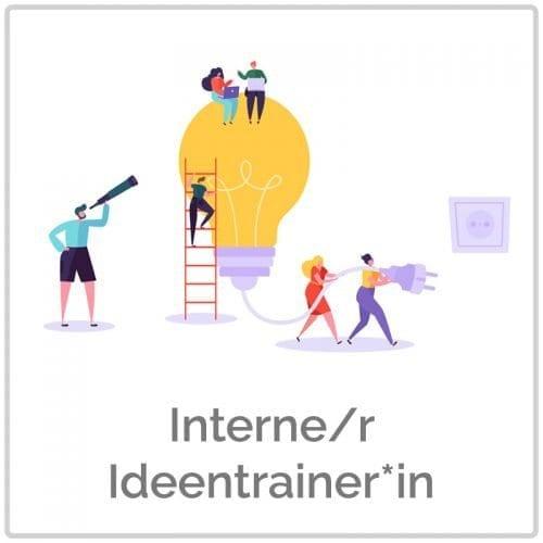 innoXperts die Ausbildung für Interne Ideentrainer als Webinar