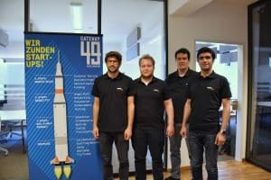 mobOx team: The fab four in medical engineering